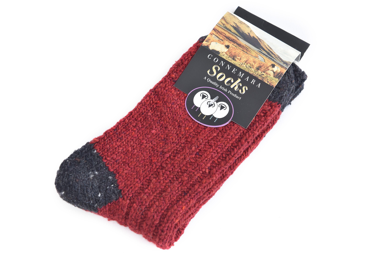 Socks, Black | Irish Inspiration