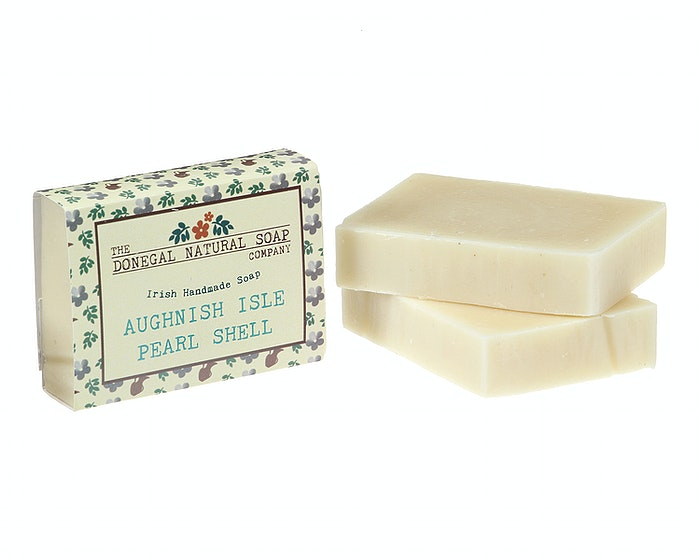 The Donegal Natural Soap Company's handmade Aughnish Isle