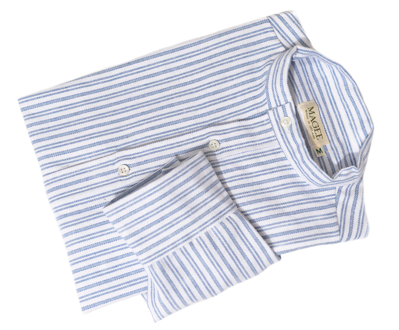 Buy Magee's cotton, flannel Irish grandad shirts from Irish